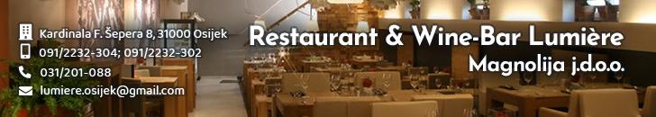 Restaurant-Wine-Bar-Lumière-Magnolija-j.d.o.o.